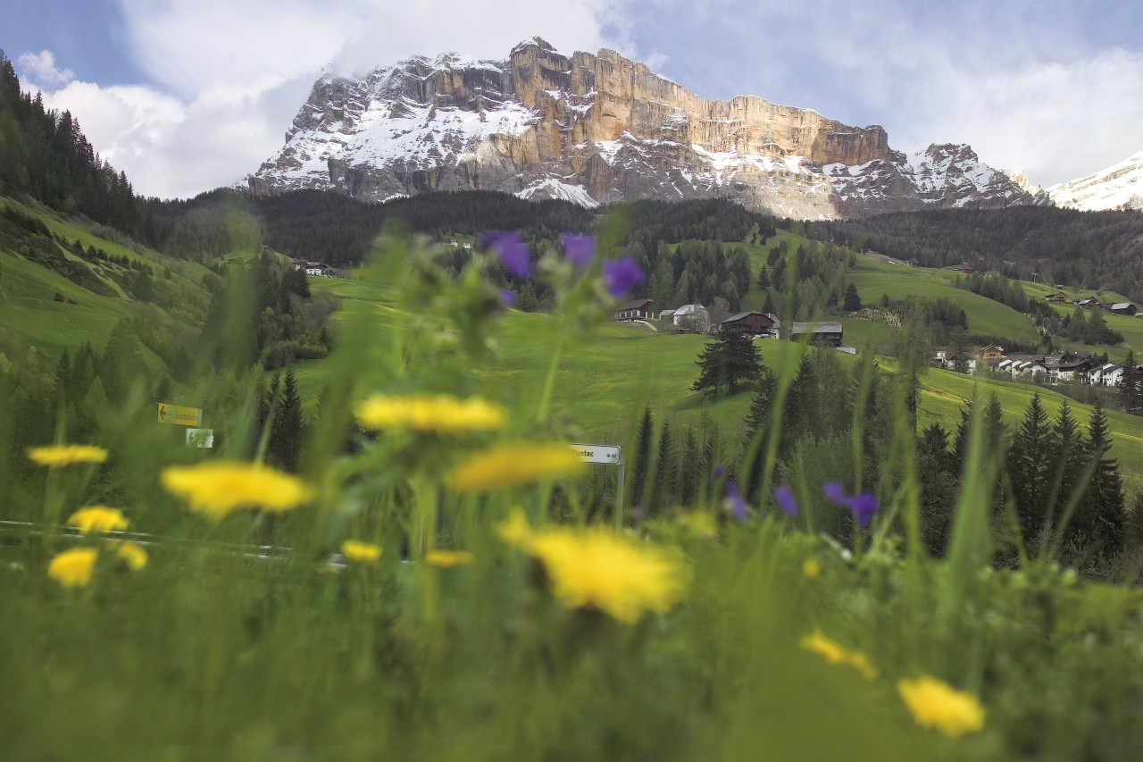 how to get to alta badia