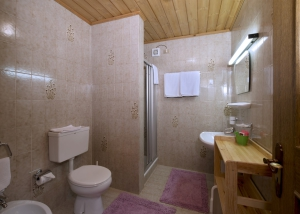 App. 1 Hotel Italia - bagno