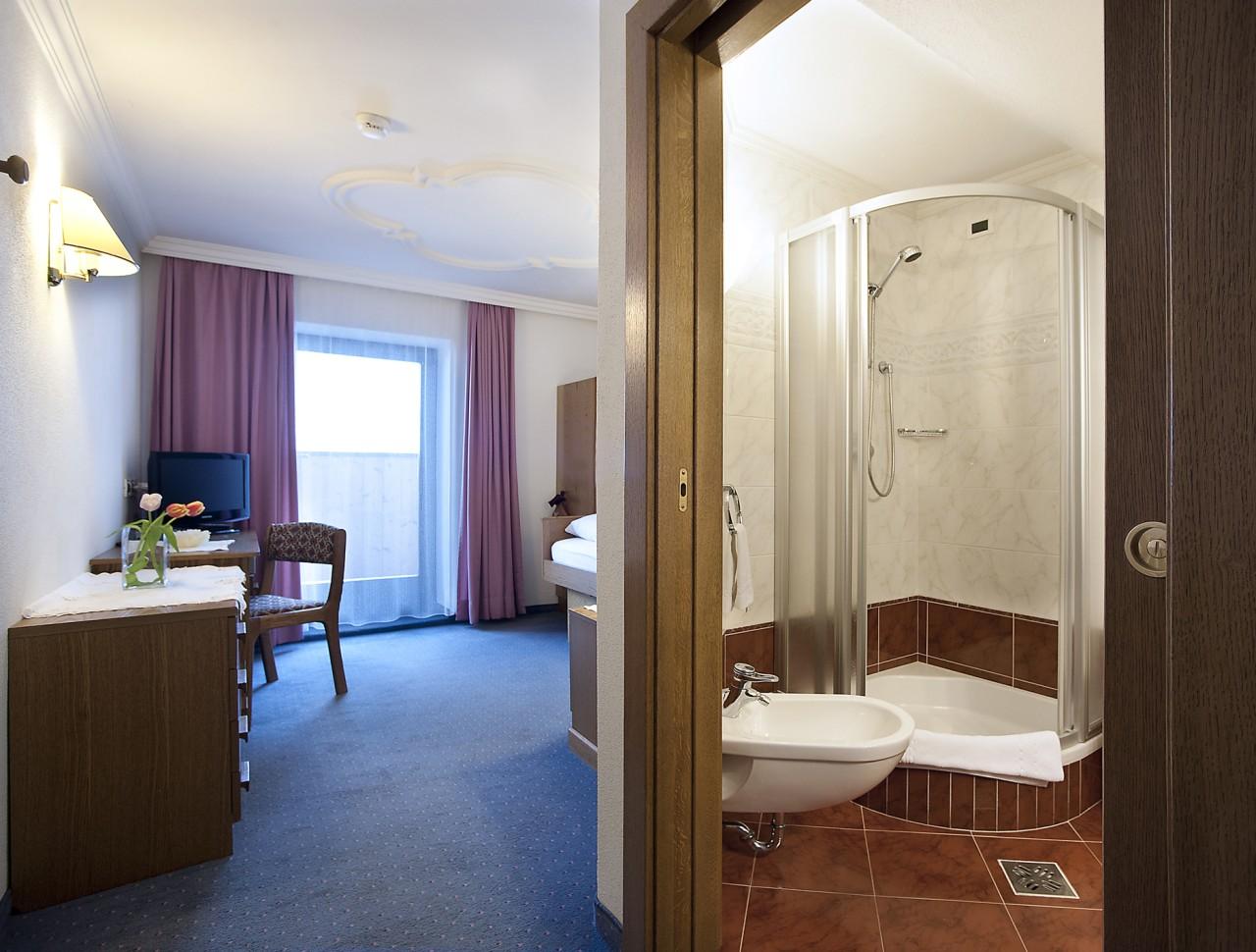 Camera Singola Hotel Italia