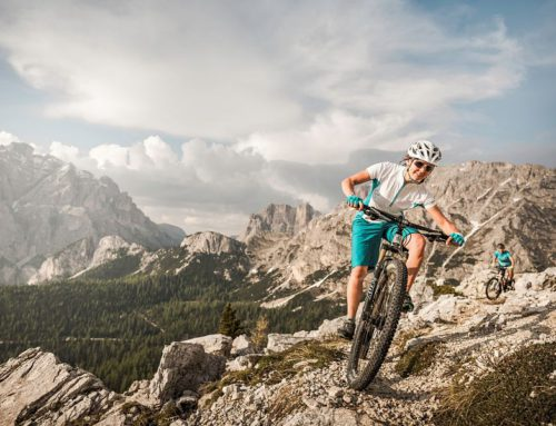 Alta Badia bike friendly
