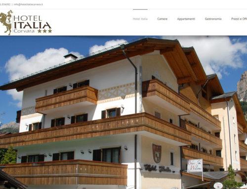 Hotel Italia: Neue Website online!!!